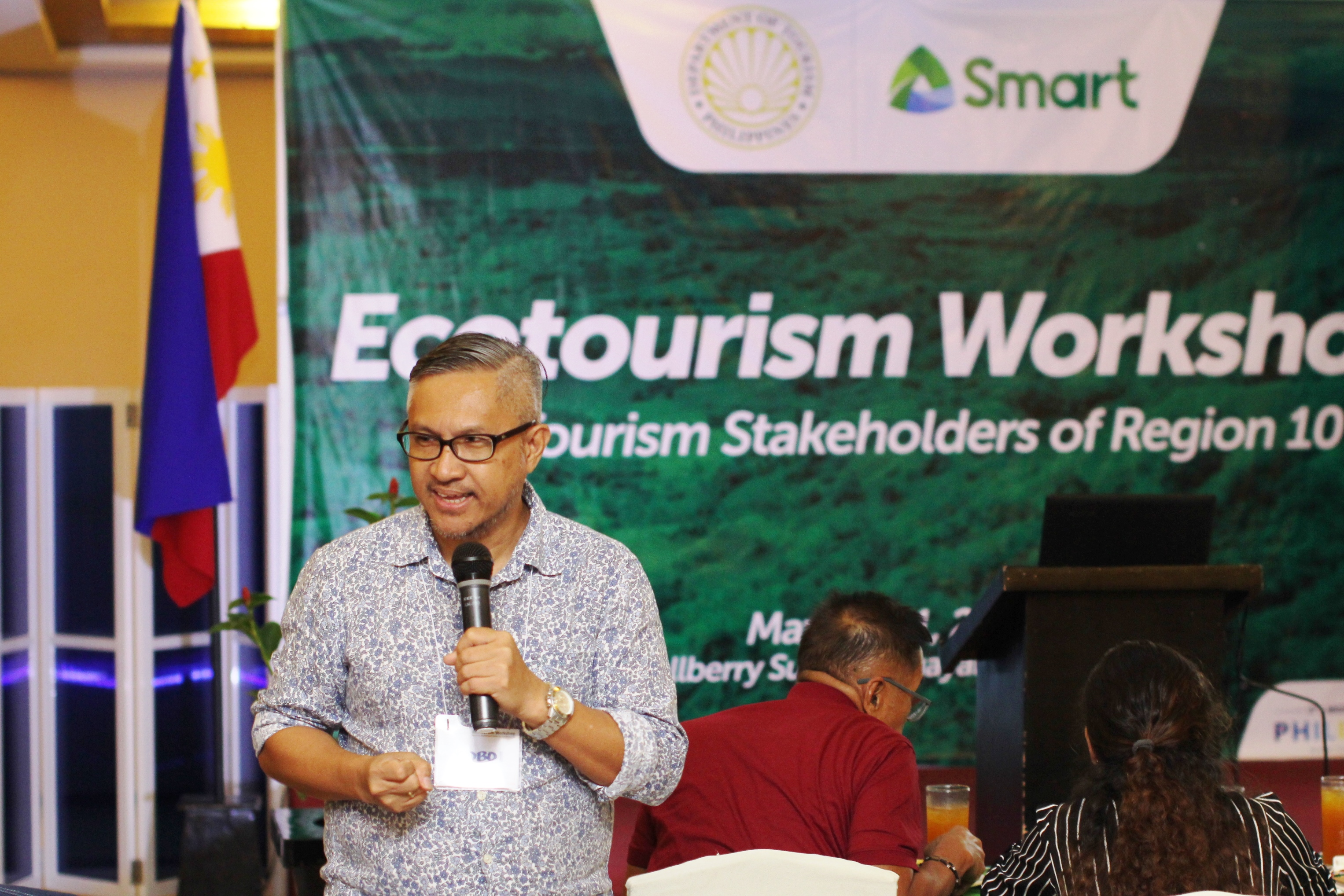 Boboi Costas ecotourism workshop CDO