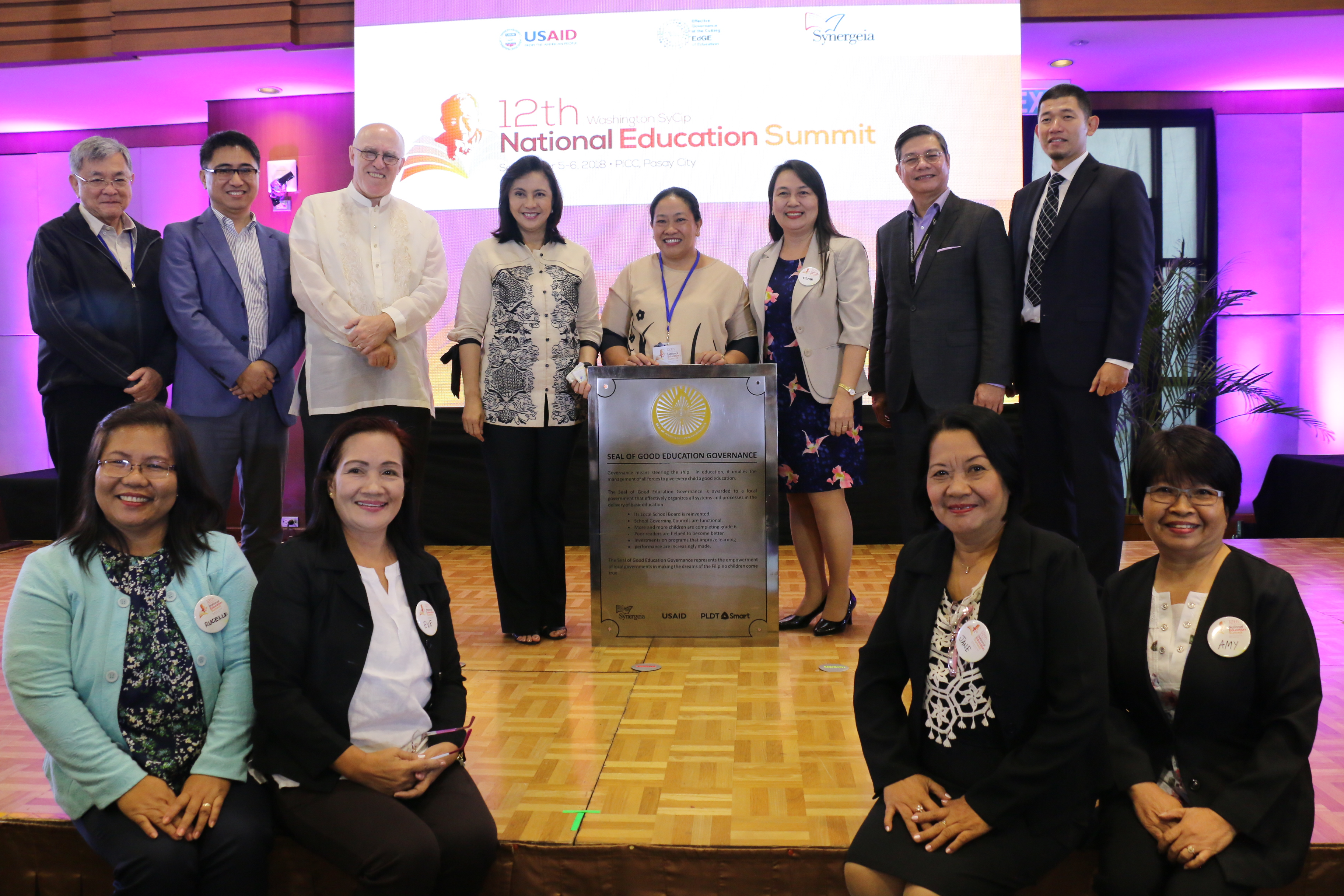 Metrics level playing field for LGUs on good education governance