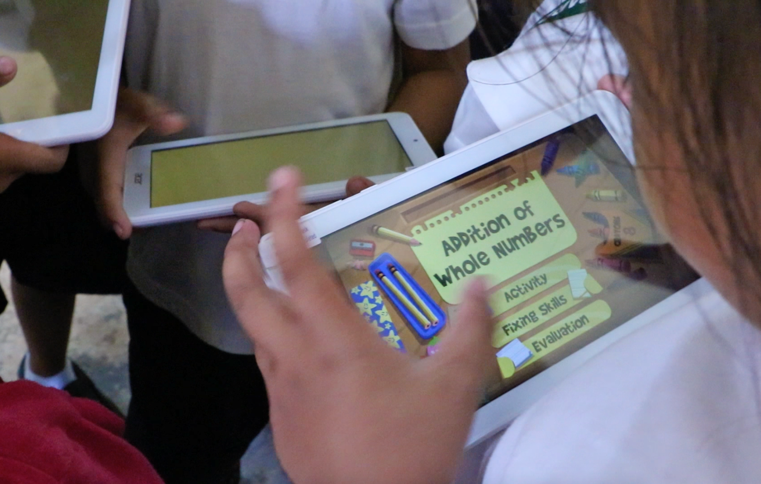PLDT employees bring digital learning to Aparri school