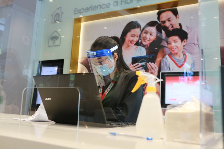 PLDT-Smart launches booking service for virtual or in-store visits, keeping customers safe in pandemic
