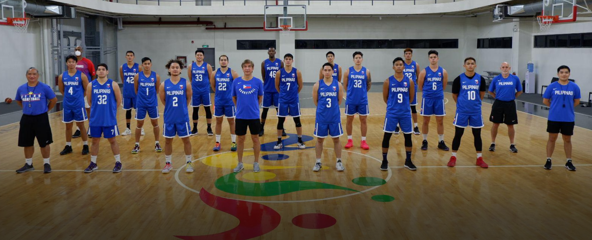 PLDT, Smart power Gilas Pilipinas in FIBA Asia Cup 2021 Qualifiers tournament