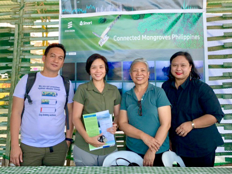 Smart joins celebration of World Wetlands Day