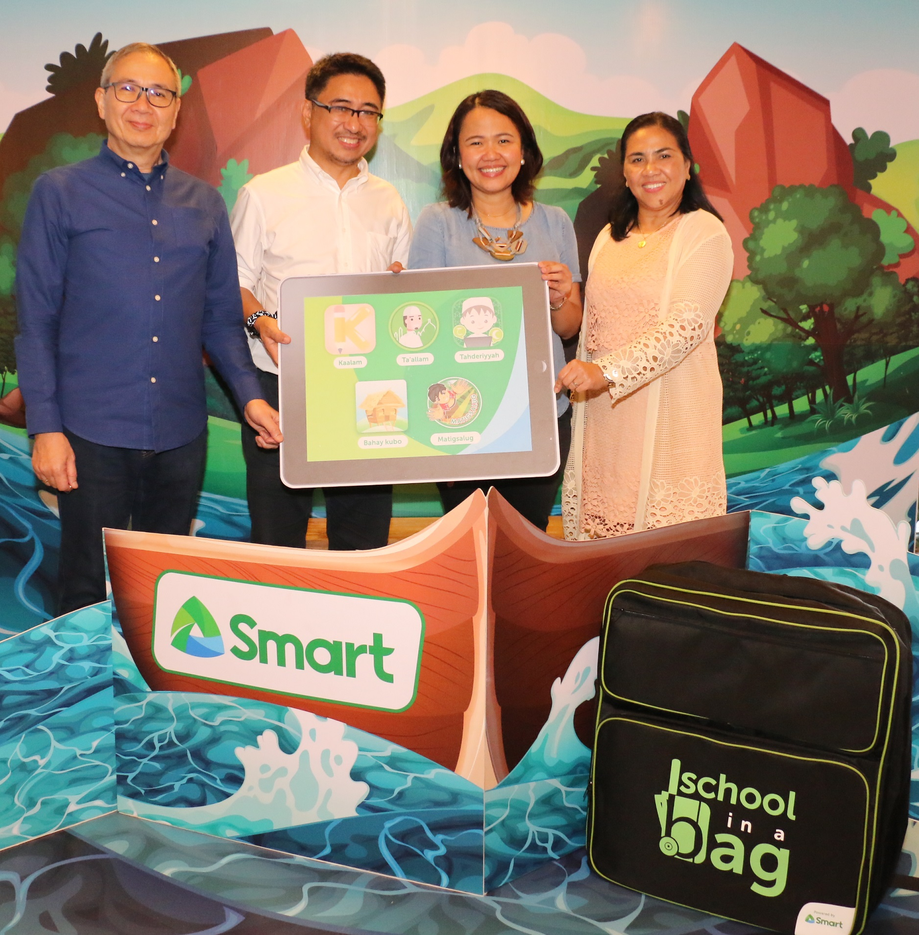 Smart keeps local language and culture alive through mother-tongue based apps