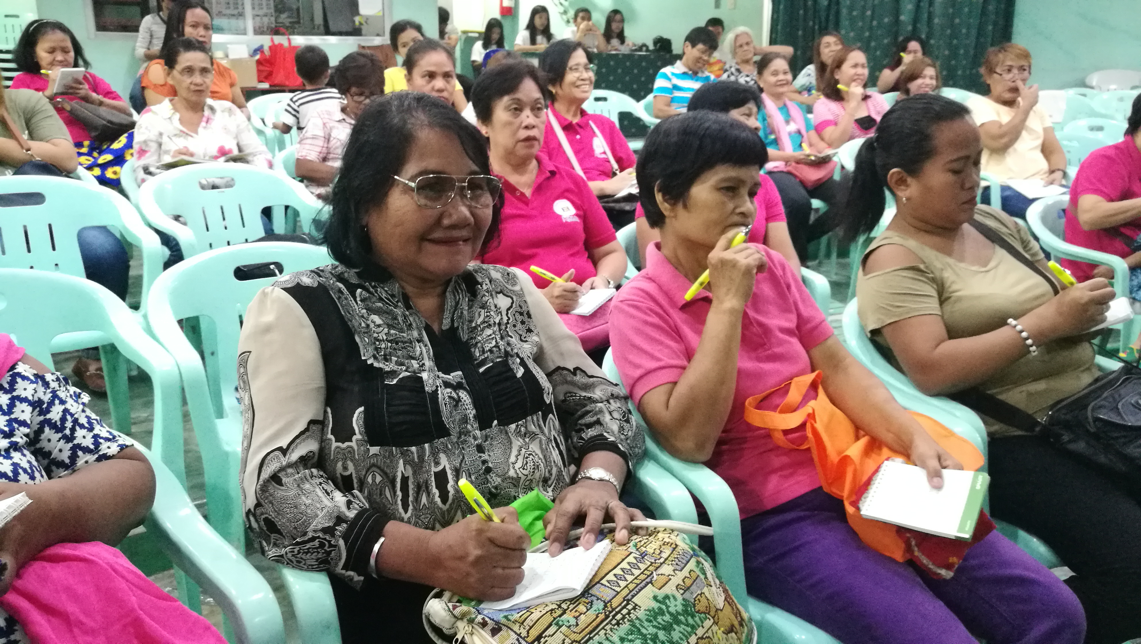 Smart, USTP empower women in disaster preparedness