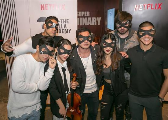 Netflix Umbrella Academy