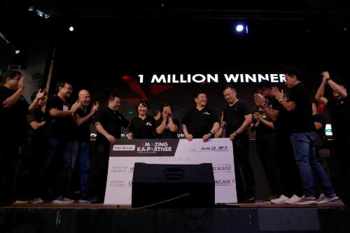'Load' sellers, P1M winners