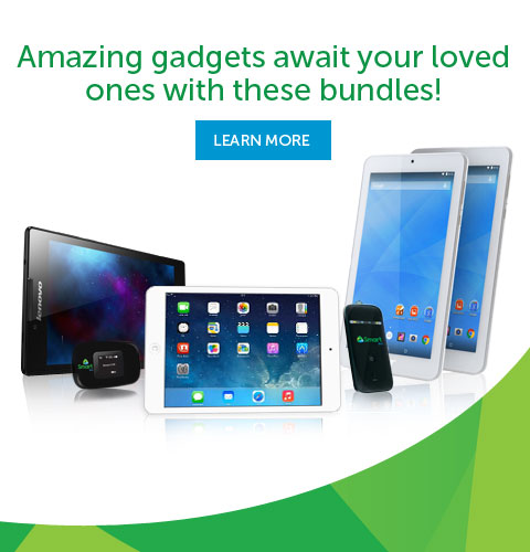 Gadget Plus Plans Kids - SMART Broadband - SMART