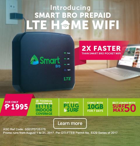 overview smart broadband smart communications inc. Black Bedroom Furniture Sets. Home Design Ideas