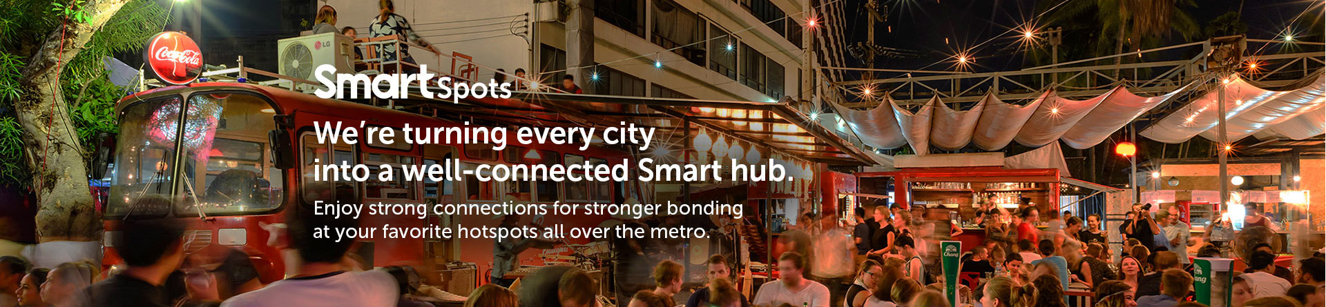 Smart Spots | Smart Communications