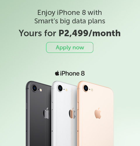 Iphone 8 Iphone 8 Plus Smart Postpaid