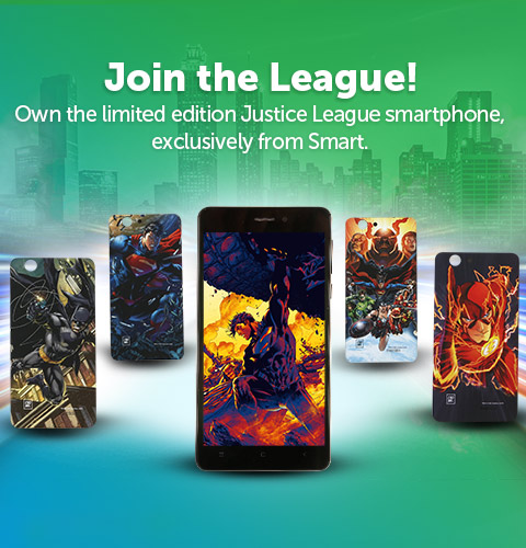 Smart-Postpaid-Project-Justice-League-Mobile-Banner