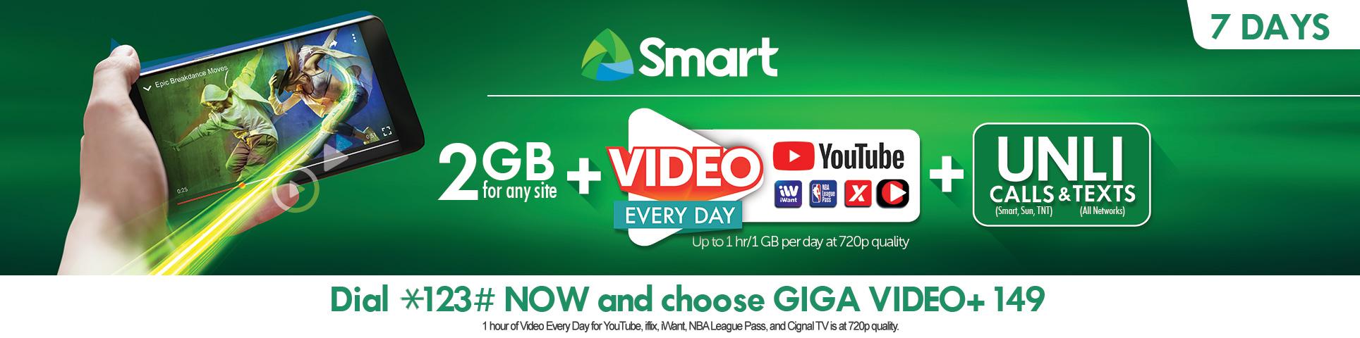 Smart Prepaid | All Promos