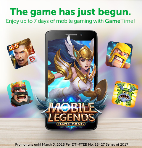 Smart GameTime - Smart Prepaid - Smart Communications, Inc
